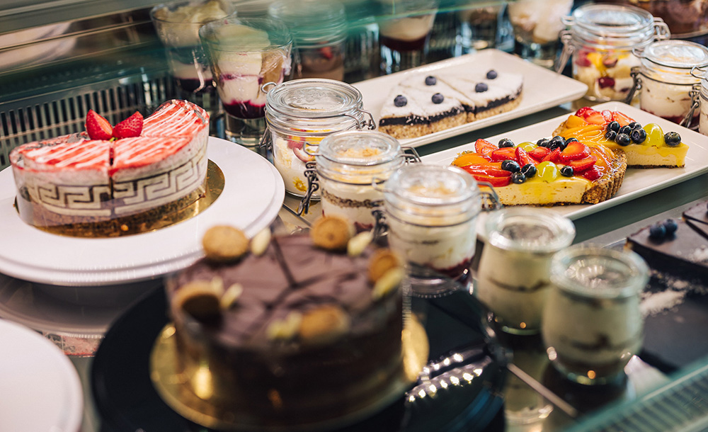 Hotel Grof - Café / Pastry